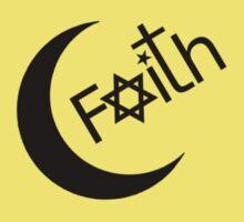 Faith - White Kids Clothes