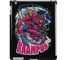 BEWARE, THE KRAMPUS iPad Case/Skin