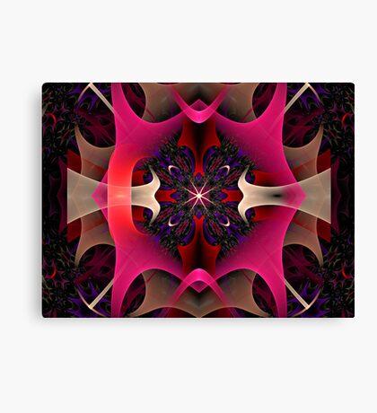 Entity Paradox Canvas Print