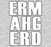 ERMAHGERD - T Shirt One Piece - Short Sleeve