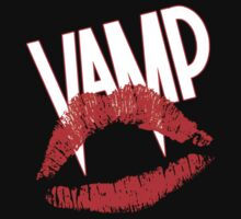 Vampire lips by BungleThreads