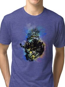 planet fusion 2 Tri-blend T-Shirt