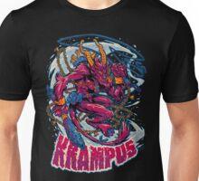BEWARE, THE KRAMPUS Unisex T-Shirt