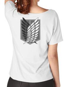 Anime - Titan Women's Relaxed Fit T-Shirt