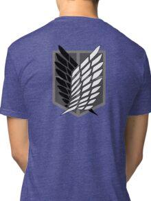 Anime - Titan Tri-blend T-Shirt