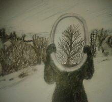 Winter Reflection by Kyleacharisse