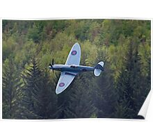 Dambusters 70 Years On - Flypast At The Derwent Dam - 7 Poster