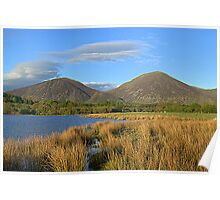 Loweswater Fells Poster