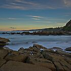 From Swansea Heads to Caves Beach. by bazcelt