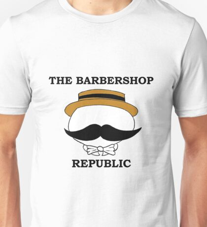 The Barbershop Republic Unisex T-Shirt