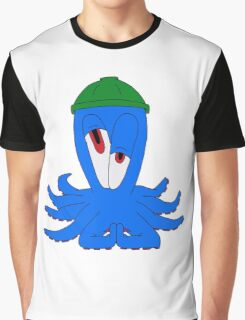 Otto the Octo Graphic T-Shirt
