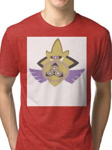 Aegislash - Pokemon Tri-blend T-Shirt