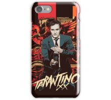 Tarantino 20 Years of Filmmaking iPhone Case/Skin