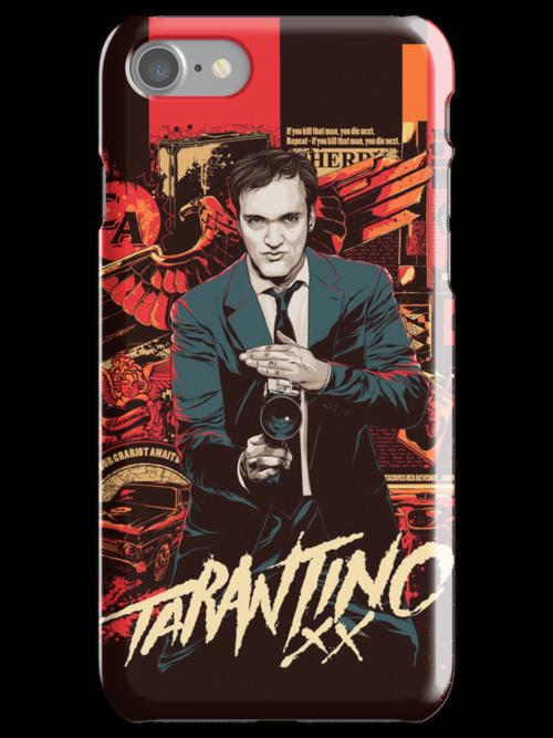 Tarantino 20 Years of Filmmaking by klaime