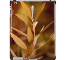 Visible Peace - an Olive Branch iPad Case/Skin