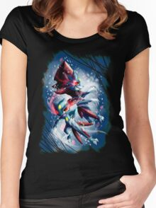 Sneasel and Weavile Women's Fitted Scoop T-Shirt