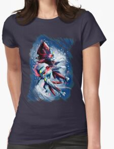 Sneasel and Weavile Womens Fitted T-Shirt