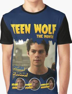 Teen Wolf Old Comic [Stilinski] Graphic T-Shirt