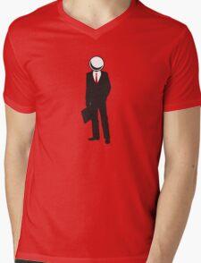 Pinhead Sophisticate Mens V-Neck T-Shirt