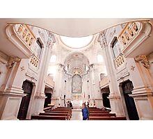 entrada. Igreja da Memória. Photographic Print