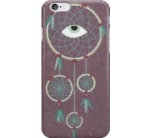Eye Caught a Dream iPhone Case/Skin