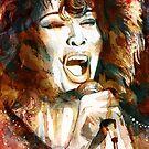 Tina Turner by Slaveika Aladjova