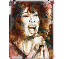 Tina Turner iPad Case/Skin