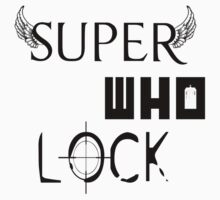 Super Who Lock v.2 by syrensymphony