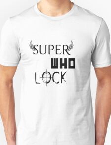 Super Who Lock v.2 T-Shirt