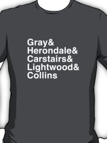 The Infernal Devices: & T-Shirt