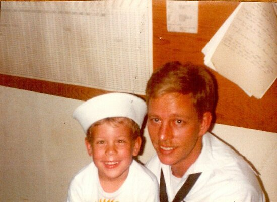 Two Sailors.... by zpawpaw