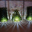 TEN GREEN BOTTLES .... by Marilyn Grimble