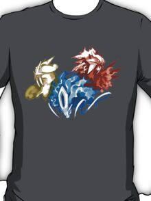 【10600+ views】Pokemon Suicune · Raikou · Entei T-Shirt