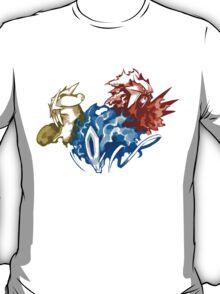 【10600+ views】Pokemon Suicune · Raikou · Entei T-Shirt