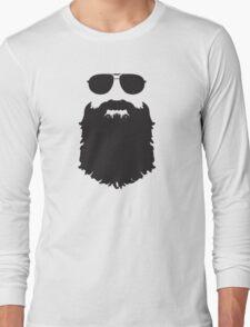 AVIATOR GLASSES AND BEARD T-Shirt