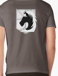 Anime - Military Police (Manga version) Mens V-Neck T-Shirt