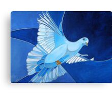 Dove Canvas Print