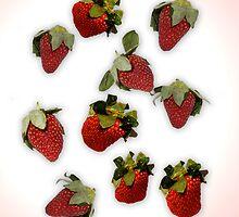 strawberries by RusticShiraz