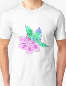 Origami Butterfly T-Shirt