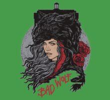 Bad Wolf-Black Kids Clothes