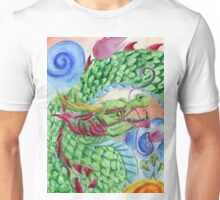 Asian Dragon Unisex T-Shirt