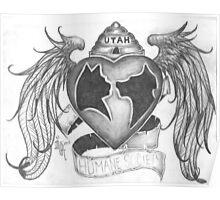UTAH HUMANE SOCIETY Poster