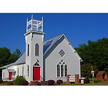 Holy Trinity Lutheran Church Photographic Print