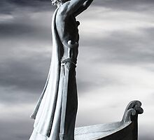 Manannan Commands the Sea by John Darren Sutton
