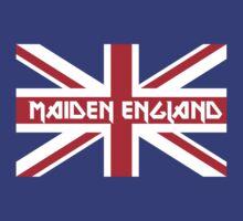 Maiden England by cisnenegro