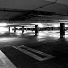 Empty Car Park by James Merryweather