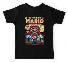 Incredible Mario Kids Tee