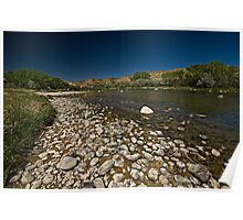 San Juan River, New Mexico Poster