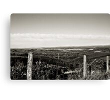 Rolling Hills of Wales Canvas Print