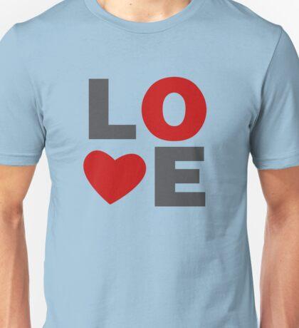 Love Valentines Day Unisex T-Shirt